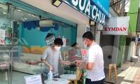 Hàng quán tại TPHCM chỉ được phục vụ bán mang đi