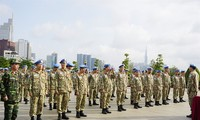 Lần đầu tiên Việt Nam cử quân y tham gia gìn giữ hoà bình
