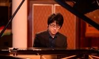 Nghệ sĩ piano Lưu Đức Anh là một trong số đề cử Gương mặt trẻ Việt Nam tiêu biểu 2017