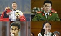Tối nay trao Giải thưởng Gương mặt trẻ Việt Nam tiêu biểu 2017