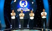 Bốn thí sinh sẽ tranh tài trong vòng thi Quý 4 Đường lên đỉnh Olympia năm thứ 18