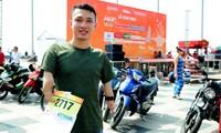 Chàng trai khuyết tật chinh phục Việt dã toàn quốc và Tiền Phong Marathon