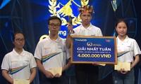 Lê Văn Chiến (TPT Yên Khánh A, Ninh Bình) giành vòng nguyệt quế với số điểm 280