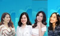 Đoàn Việt Nam tham dự Chương trình Tàu Thanh niên Đông Nam Á - Nhật Bản (SSEAYP) 2019 có 14 nữ đại biểu. Ảnh: BTC