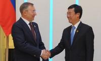 Đề xuất kết nối nghị sĩ trẻ Việt - Nga