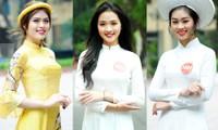 Rộn ràng nữ sinh Hà thành ứng thí Hoa khôi Sinh viên Việt Nam 2020