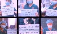 Giáo viên tiểu học 'tung' MV 'Thanh niên Việt Nam chống COVID-19'