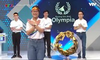 Nữ sinh Hà Nội và 'ba phong tượng' quẩy Ghen Covy trên Đường lên đỉnh Olympia