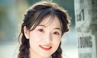 Vẻ đẹp 'thanh xuân vườn trường' trong trẻo của cô bạn Thái Nguyên