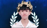 Văn Ngọc Tuấn Kiệt vào chung kết năm. Ảnh: FBCT
