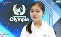 Nữ sinh thi Olympia đặt mục tiêu 'cải thiện hoàn cảnh khó khăn bản thân' và cái kết có hậu