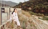 Hoa khôi diễn catwalk 'có một không hai' trên Đường lên đỉnh Olympia