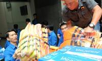 T.Ư Đoàn quyên góp hơn 20 tỉ đồng hỗ trợ đồng bào miền Trung bị lũ lụt