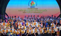 Toàn cảnh tuyên dương Cháu ngoan Bác Hồ toàn quốc lần thứ IX năm 2020