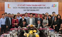 Lễ ký kết thỏa thuận hợp tác