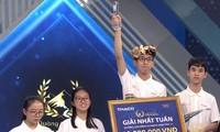 Nam sinh Lâm Đồng có hai lượt thi về đích giành vòng nguyệt quế Olympia