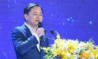 Anh Nguyễn Anh Tuấn phát biểu tại diễn đàn