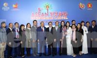Doanh nhân trẻ ASEAN thấm nhuần tư tưởng cộng đồng, xây dựng hệ sinh thái mở