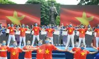 Công đoàn T.Ư Đoàn phát động đợt thi đua đặc biệt chào mừng 90 năm ngày thành lập Đoàn. (Ảnh minh họa: Xuân Tùng)