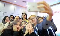Hoa hậu Việt Nam Đỗ Thị Hà chia sẻ sự thay đổi để tỏa sáng trong vòng chung kết