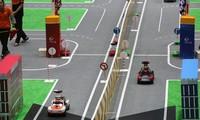 Tìm ra quán quân vô địch cuộc đua số xe tự hành chinh phục tình huống giao thông