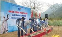 Phục dựng Nhà sàn Anh Kim Đồng theo nguyên bản nhà sàn dân tộc Nùng
