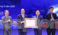 Đoàn TNCS Hồ Chí Minh vinh dự đón nhận Huân chương Hồ Chí Minh