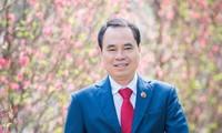 Ông Nguyễn Văn Tưởng - Chủ tịch Cty Trầm hương Khánh Hòa - ATC