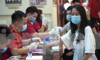 Sôi nổi Ngày hội Thanh niên tình nguyện hiến máu 2021