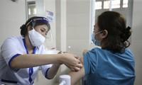Hội Doanh nhân trẻ đề xuất cách giảm áp lực tiêm vắc xin COVID-19 tại TPHCM
