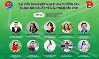 Đại biểu Việt Nam dự Diễn đàn thanh niên Quốc tế Á - Âu Global