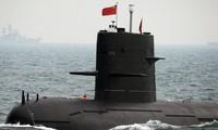 Một tàu ngầm của hải quân Trung Quốc