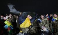 Một số người Ukraine được thả ngày 27/12/2017