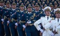 Lục quân Trung Quốc giảm mạnh quân số