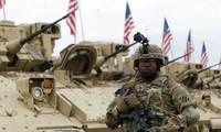 Quân đội Mỹ không ngừng chiến đấu