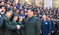 Chủ tịch Trung Quốc Tập Cận Bình tiếp tục cải tổ quân đội