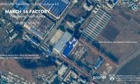 Hình ảnh vệ tinh về hoạt động của lực lượng tên lửa Triều Tiên trên báo Mỹ