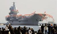 Có nhiều bí mật ẩn sau cái tên của tàu sân bay Trung Quốc
