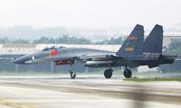 Tiêm kích Su-27SK của không quân Trung Quốc
