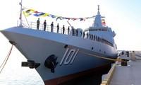 Tàu Nam Xương của hải quân Trung Quốc