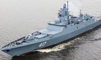 Tàu Gorshkov của hải quân Nga