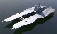 Thiết kế tàu sân bay mới của hải quân Nga