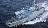 Tàu Gorshkov của hải quân Nga được trang bị tên lửa siêu thanh Zircon