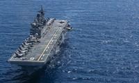 Tàu sân bay Mỹ vào biển Đông, chuyên gia Trung Quốc nói 'chỉ là hổ giấy'
