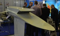 Mô hình tên lửa siêu thanh Zircon