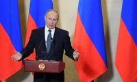 Tổng thống Nga Putin nói Nga đang kiểm soát tốt COVID-19