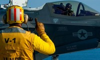 Tiêm kích F-35 của thủy quân lục chiến Mỹ