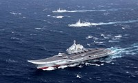 Tàu sân bay Trung Quốc CV16 Liêu Ninh