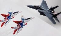 Liên Xô đã sử dụng MiG-29 mô phỏng để huấn luyện phi công chống F-15 Eagle của không quân Mỹ