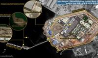 Căn cứ hải quân Trung Quốc ở Djibouti đang được mở rộng